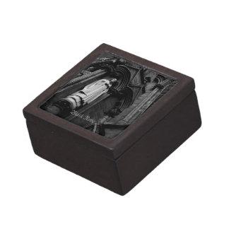 Forever Watching - Gothic Style Premium Keepsake Box