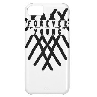 forever young cover for iPhone 5C