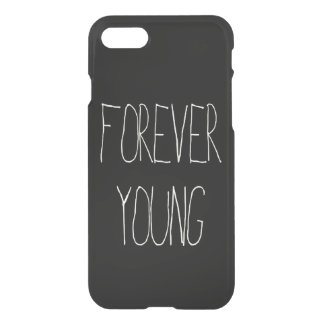 Forever young iPhone 7 case