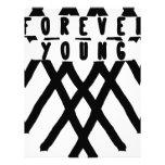 forever young letterhead