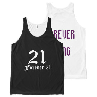 Forever Young Tanktop All-Over-Print Tank Top