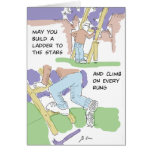 Forever Young (with interior image) Greeting Card
