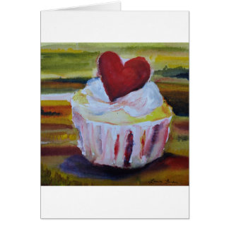 'Forever Yours' -  Cupcake products now available Card