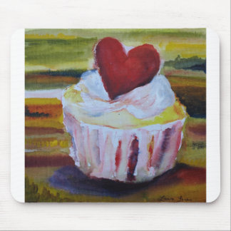 'Forever Yours' -  Cupcake products now available Mouse Pad