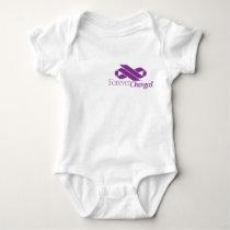 ForeverChanged baby undershirt Baby Bodysuit