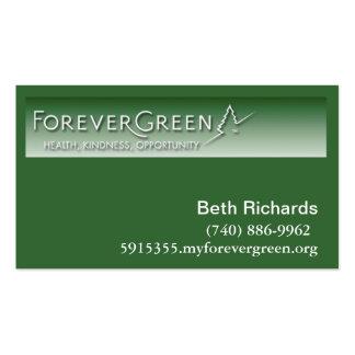 ForeverGreen Biz Card