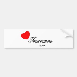 Forevermore Products Bumper Sticker