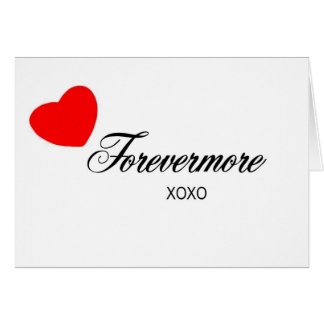 Forevermore Products Card