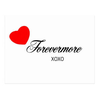 Forevermore Products Postcard
