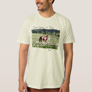 ForeverMorgans Fairytale Morgan Mare and Foal T-Shirt