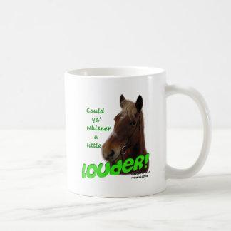 ForeverMorgans Funny Horse Whisperer Mugs