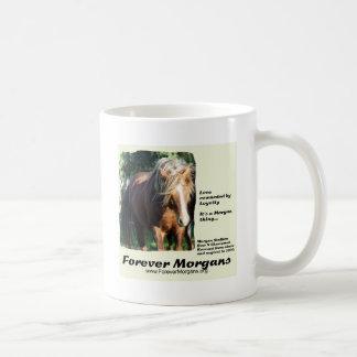 ForeverMorgans Morgan Stallion Mugs