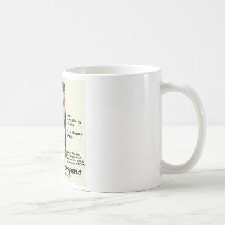 ForeverMorgans Morgan Stallion Coffee Mugs