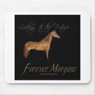 ForeverMorgans Rescue Horse Kramer Mouse Pad