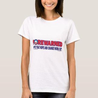 Forewarned - T-Shirt