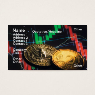 Forex cents business card