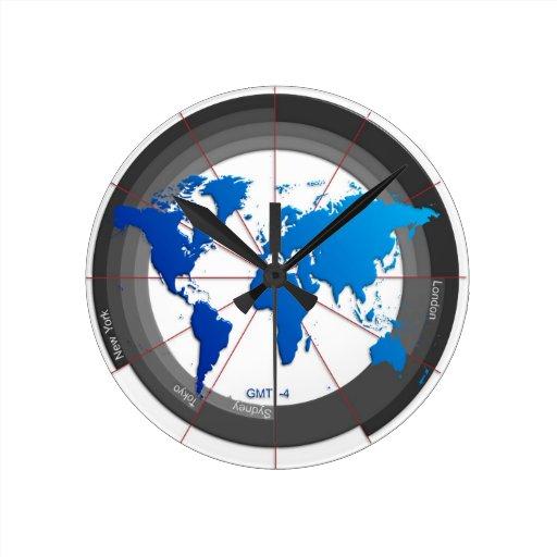Forex market clock