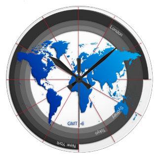 Forex Markets Timezone Clock GMT-6
