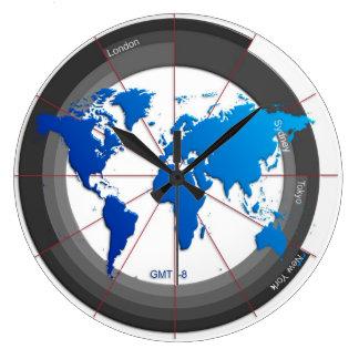 Forex Markets Timezone Clock GMT-8