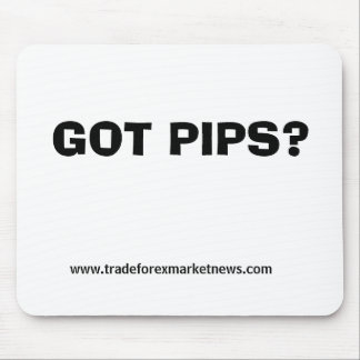 Forex traders mouse pad