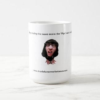 Forex trading coffee mug