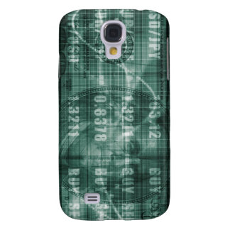 Forex Trading Online and with US Dollar Graph Samsung Galaxy S4 Cover