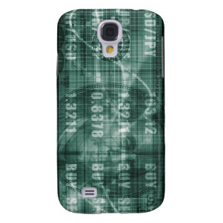 Forex Trading Online and with US Dollar Graph Samsung S4 Case