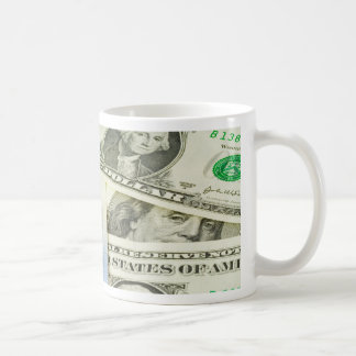 Forex - US and Canadian currency pair Coffee Mugs