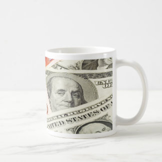 Forex - US and Singapore currency pair Coffee Mug