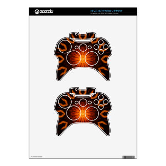 Forged In Flame Xbox 360 Controller Skins