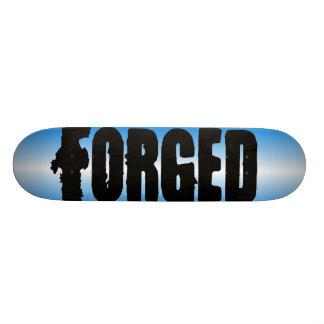 Forged. random series #1 custom skateboard