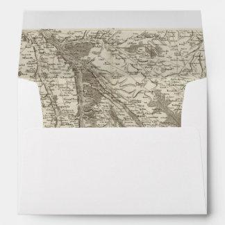 Forges, Neufchatel Envelopes