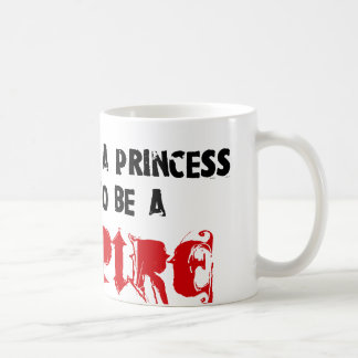 Forget Being a Princess, I Want to Be A Vampire Coffee Mug
