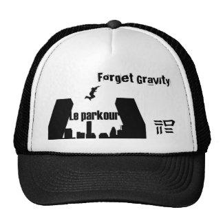 Forget Gravity Trucker Hat