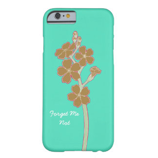 Forget Me Not Alt. iPhone 6/6s, Barely There Barely There iPhone 6 Case