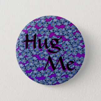 Forget-Me-Not Alzheimer's Button