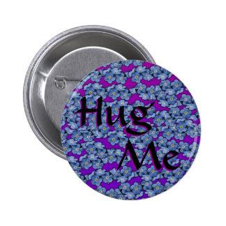 Forget-Me-Not Alzheimer's Button