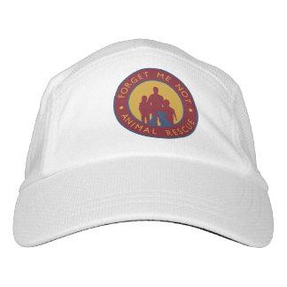 Forget Me Not Animal Rescue Logo Baseball Cap