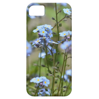 Forget Me Not Blue Floral Phone Case