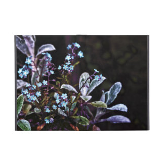 Forget Me Not blue flower Case For iPad Mini