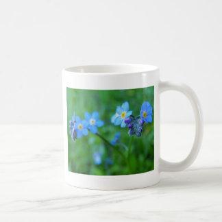 Forget-me-not Blues Coffee Mug