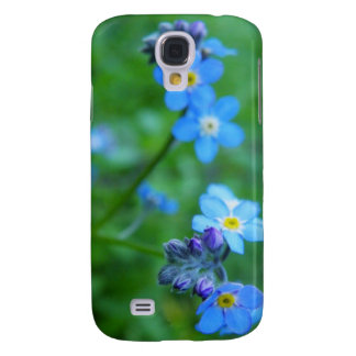 Forget-me-not Blues Samsung Galaxy S4 Case