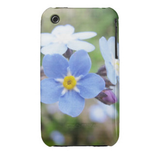 Forget-Me-Not Case-Mate Case iPhone 3 Covers