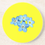 Forget-Me-Not Coaster