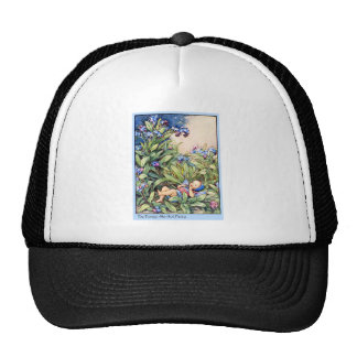 Forget-Me-Not Fairy Trucker Hat