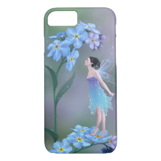 Forget-Me-Not Flower Fairy iPhone 7 Case