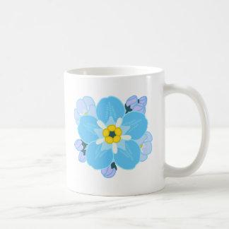 Forget-me-not Flower Coffee Mug