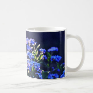 forget-me-not-flowers photographed by Tutti Mug