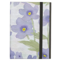 forget-me-not-flowers print case for iPad air
