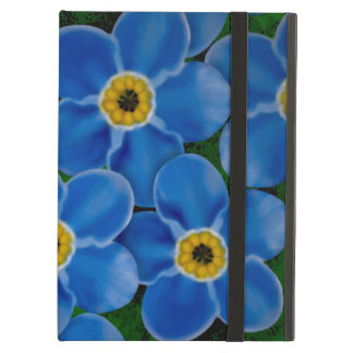 Forget-me-not iPad Air Cover